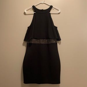 Guess cocktail dress with studded waist